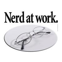 Nerd at work