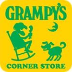 original Grampy's store logo