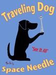 Traveling Dog - Space Needle