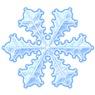 Flurry Snowflake XIII