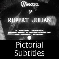 Pictorial Subtitles
