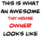 awesome tiny house owner