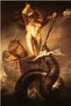 Jormungander, the Midgard Serpent