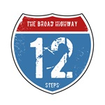 The Broad Highway T-Shirts
