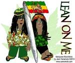 Marijuana Munchkins Rasta