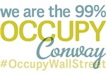 Occupy Conway T-Shirts