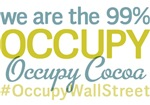 Occupy Cocoa T-Shirts