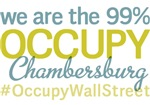 Occupy Chambersburg T-Shirts