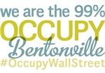 Occupy Bentonville T-Shirts