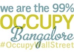 Occupy Bangalore T-Shirts