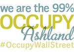 Occupy Ashland T-Shirts