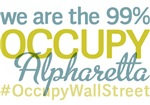 Occupy Alpharetta T-Shirts