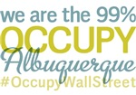 Occupy Albuquerque T-Shirts