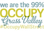 Occupy Grass Valley T-Shirts