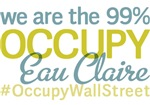 Occupy Eau Claire T-Shirts