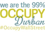 Occupy Durban T-Shirts