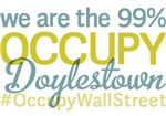 Occupy Doylestown T-Shirts
