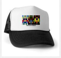 Custom Military Ribbon Hats