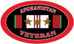 Afghanistan Veteran Stickers