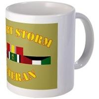 Gulf War Vet All Branch Mugs & Steins