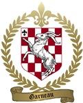 GARNEAU Family Crest