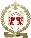 GERVAIS Family Crest