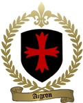 AIGRON Family Crest