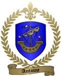 ANTOINE Family Crest