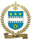 AUGER Family Crest