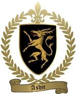 ASHIE Family Crest