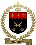 BOUCHARD Family Crest