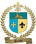 BELOU Family Crest
