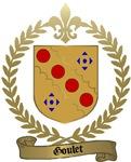 GOULET Family Crest