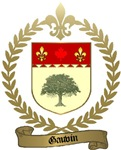 GAUVIN Family Crest