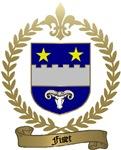 FISET Family Crest