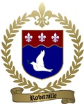 ROBITAILLE Family Crest