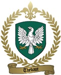 THEBAUT Family Crest