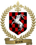 PINEAU Family Crest