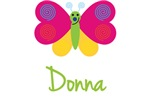 Donna The Butterfly