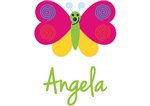 Angela The Butterfly