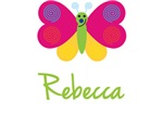 Rebecca The Butterfly