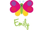 Emily The Butterfly