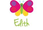 Edith The Butterfly