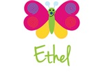 Ethel The Butterfly