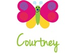 Courtney The Butterfly