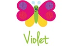 Violet The Butterfly