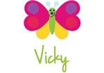Vicky The Butterfly