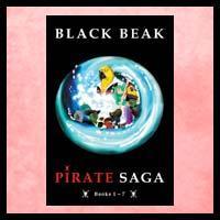 Black Beak Pirate Saga Book Cover