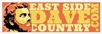 East Side Dave Country Dot Com Logo