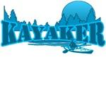 Kayaker 2(Blue)